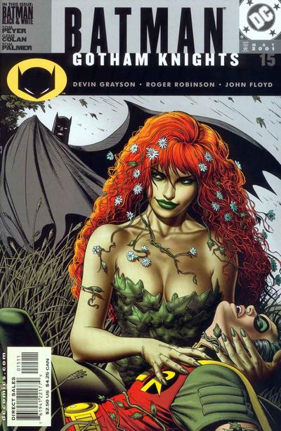Cover for Batman: Gotham Knights (DC, 2000 series) #15