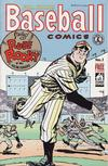 Cover for Baseball Comics (Kitchen Sink Press, 1991 series) #1