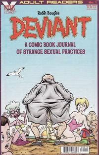 Cover for Deviant (1999 series) #1