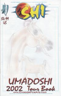 Cover Thumbnail for Shi Umadoshi Tour Book (Crusade Comics, 2002 series)