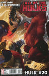 Cover Thumbnail for Hulk (2008 series) #20 [Variant Edition]