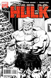 Cover Thumbnail for Hulk (2008 series) #9 [Limited Edition Sketch Wraparound Cover]