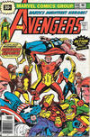 Cover for The Avengers (Marvel, 1963 series) #148 [30¢ Price Variant]