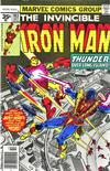 Cover for Iron Man (Marvel, 1968 series) #103 [35 cent cover price variant]