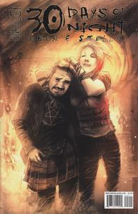 Cover Thumbnail for 30 Days of Night: Eben & Stella (IDW, 2007 series) #2