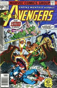 Cover Thumbnail for The Avengers (Marvel, 1963 series) #164 [35¢ Price Variant]