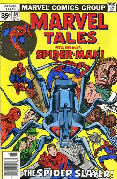 Cover for Marvel Tales (Marvel, 1966 series) #84 [35 cent cover price variant]