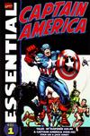 Cover Thumbnail for Essential Captain America (2000 series) #1 [Later printing(s)]