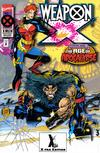Cover Thumbnail for Weapon X (1995 series) #1 [2nd Print X-Tra Edition]