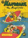 Cover for Mandrake the Magician (Feature Productions, 1950 ? series) #160