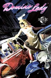 Cover Thumbnail for Domino Lady (Moonstone, 2009 series) #5