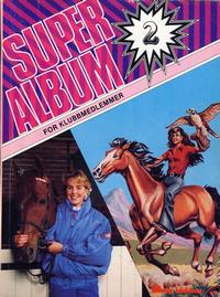 Cover Thumbnail for Penny Superalbum (Se-Bladene, 1982 series) #2