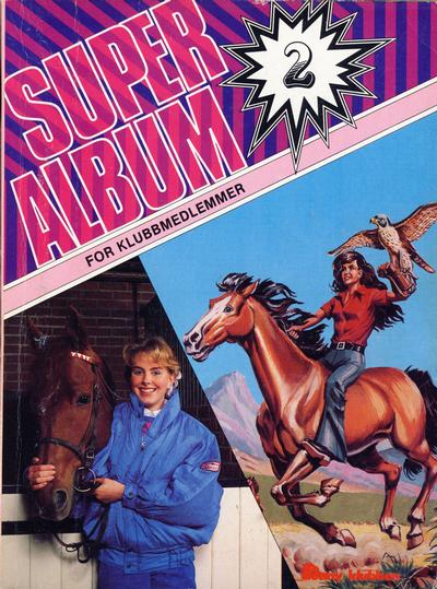 Cover for Penny Superalbum (1982 series) #2