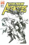 Cover Thumbnail for New Avengers (2005 series) #31 [San Diego Comicon Exclusive Sketch Variant Cover ]