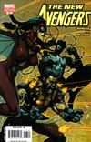 Cover Thumbnail for New Avengers (2005 series) #27 [Yu Variant Edition Cover]