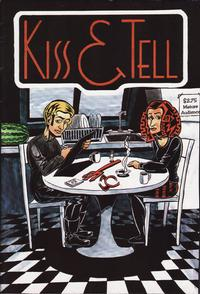 Cover Thumbnail for Kiss & Tell (Patricia Breen & Burbank Graphics, 1995 series) #1
