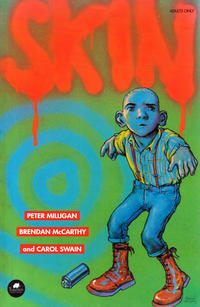 Cover Thumbnail for Skin (Tundra UK, 1992 series)