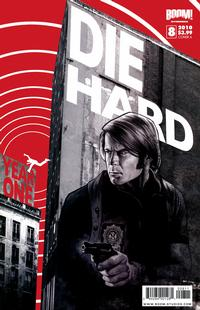 Cover for Die Hard: Year One (Boom! Studios, 2009 series) #8