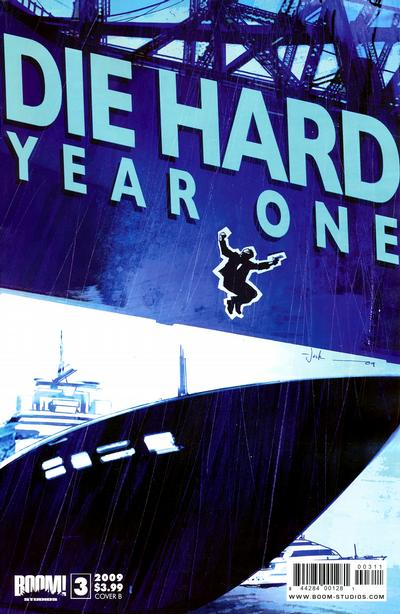 Cover for Die Hard: Year One (2009 series) #3