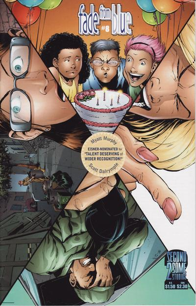Cover for Fade from Blue (Second 2 Some Studios, 2002 series) #8