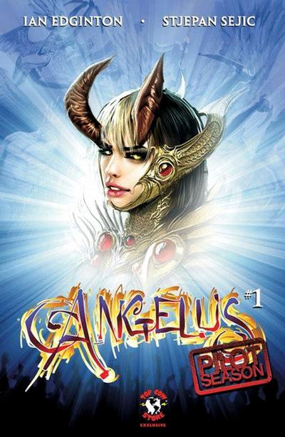Cover for Angelus Pilot Season (Image, 2007 series) #1
