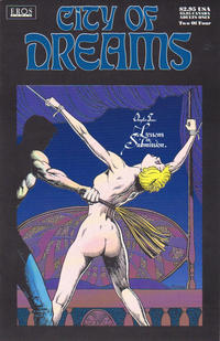 Cover Thumbnail for City of Dreams (Fantagraphics, 1994 series) #2
