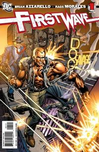 Cover Thumbnail for First Wave (DC, 2010 series) #1 [Neal Adams Limited Variant Cover]