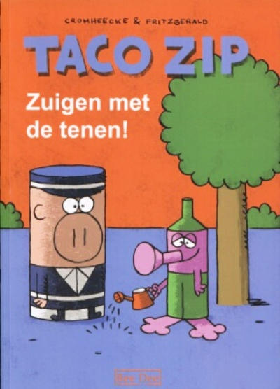 Cover for Taco Zip (Bee Dee, 2005 series)