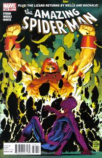 Cover Thumbnail for The Amazing Spider-Man (Marvel, 1999 series) #629