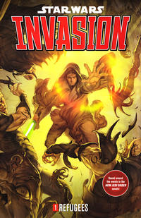 Cover Thumbnail for Star Wars: Invasion (Dark Horse, 2010 series) #1 - Refugees