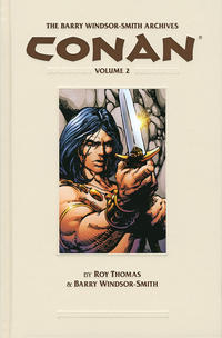 Cover Thumbnail for The Barry Windsor-Smith Conan Archives (Dark Horse, 2010 series) #2
