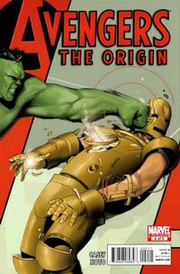 Cover Thumbnail for Avengers: The Origin (Marvel, 2010 series) #2
