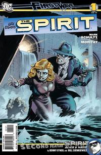 Cover Thumbnail for The Spirit (DC, 2010 series) #1