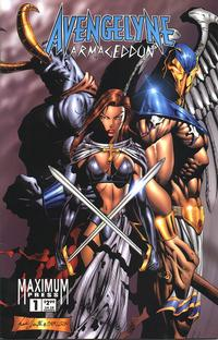Cover Thumbnail for Avengelyne Armageddon (Maximum Press, 1996 series) #1