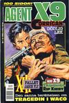 Cover for Agent X9 (Semic, 1971 series) #1/1994