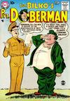 Cover for Sgt. Bilko's Pvt. Doberman (DC, 1958 series) #2