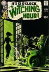 Cover for The Witching Hour (DC, 1969 series) #10