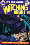 Cover for The Witching Hour (DC, 1969 series) #42