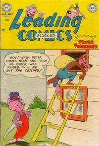 Cover Thumbnail for Leading Screen Comics (DC, 1950 series) #62