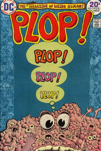 Cover Thumbnail for Plop! (DC, 1973 series) #3
