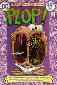 Cover Thumbnail for Plop! (DC, 1973 series) #4