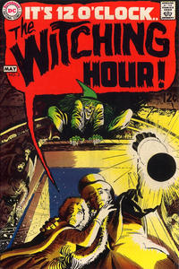 Cover Thumbnail for The Witching Hour (DC, 1969 series) #2
