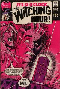 Cover Thumbnail for The Witching Hour (DC, 1969 series) #12