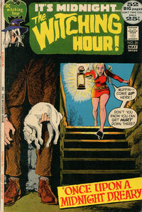 Cover Thumbnail for The Witching Hour (DC, 1969 series) #20