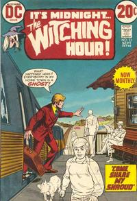 Cover Thumbnail for The Witching Hour (DC, 1969 series) #23