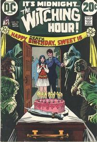 Cover Thumbnail for The Witching Hour (DC, 1969 series) #25