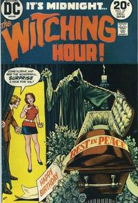 Cover Thumbnail for The Witching Hour (DC, 1969 series) #37