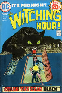 Cover Thumbnail for The Witching Hour (DC, 1969 series) #44