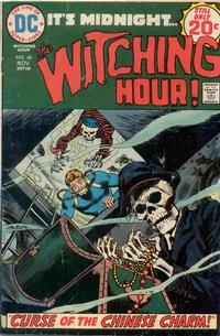 Cover Thumbnail for The Witching Hour (DC, 1969 series) #48