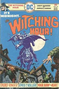 Cover for The Witching Hour (DC, 1969 series) #57